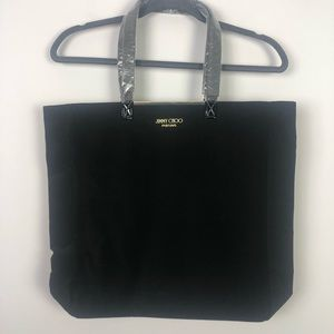 Jimmy Choo Parfums Tote Bag